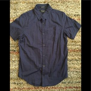 Like New Men's Short sleeve button down